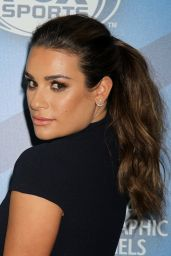 Lea Michele – Fox Network 2016 Upfront Presentation in New York City