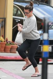 Lea Michele - Out in Los Angeles 5/7/2016