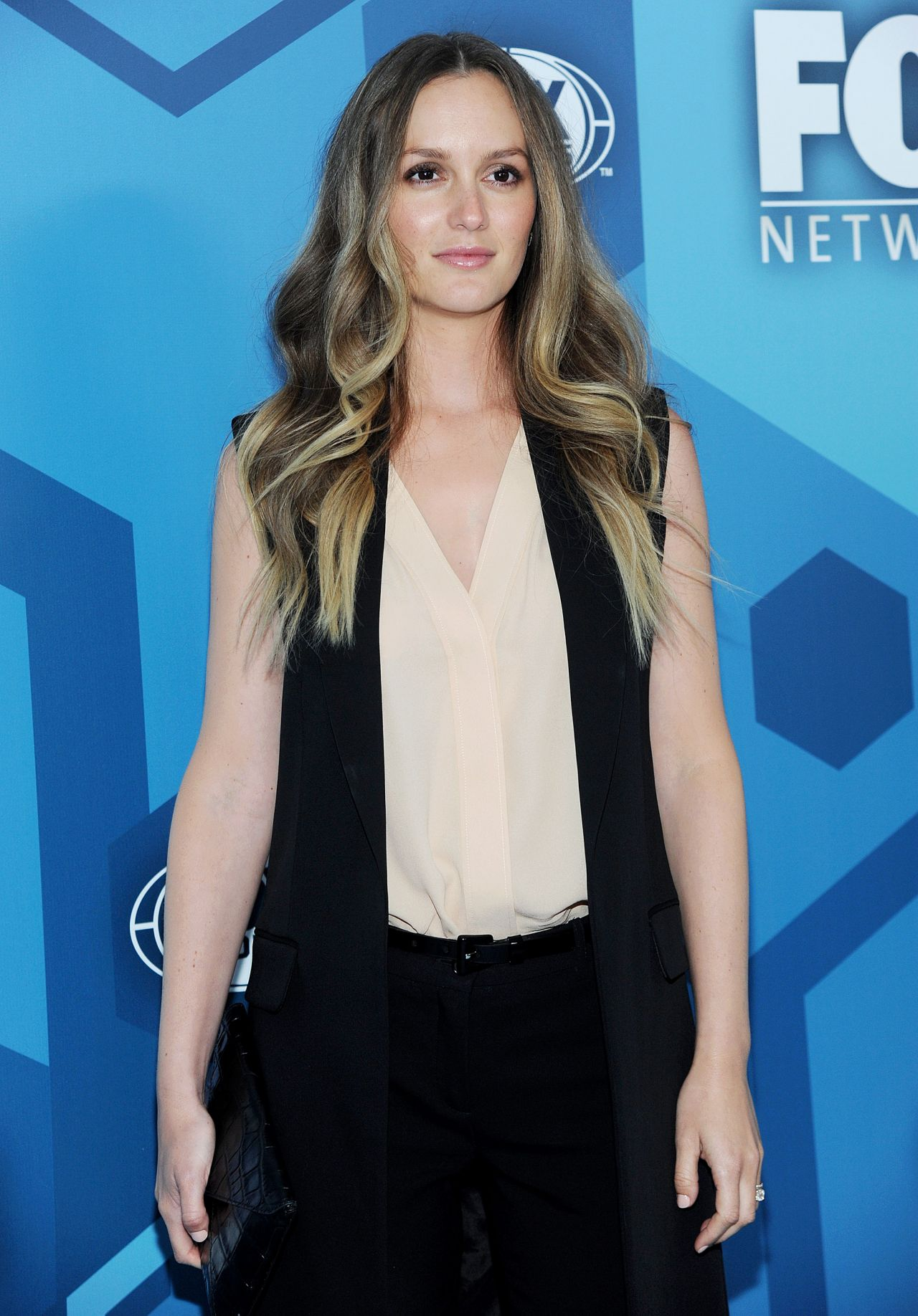 Leighton Meester – Fox Network 2016 Upfront Presentation in New York ...