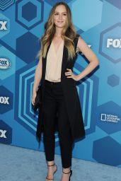 Leighton Meester – Fox Network 2016 Upfront Presentation in New York City