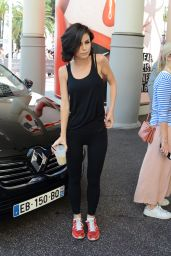 Lena Meyer-Landrut - Hotel Martinez in Cannes, May 2016
