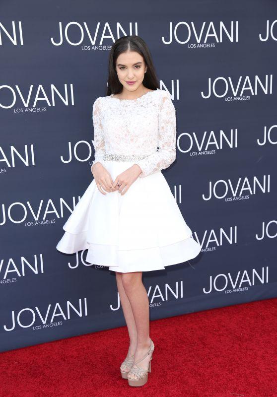 Lilimar Hernandez - Jovani Store Opening in Los Angeles 5/24/2016