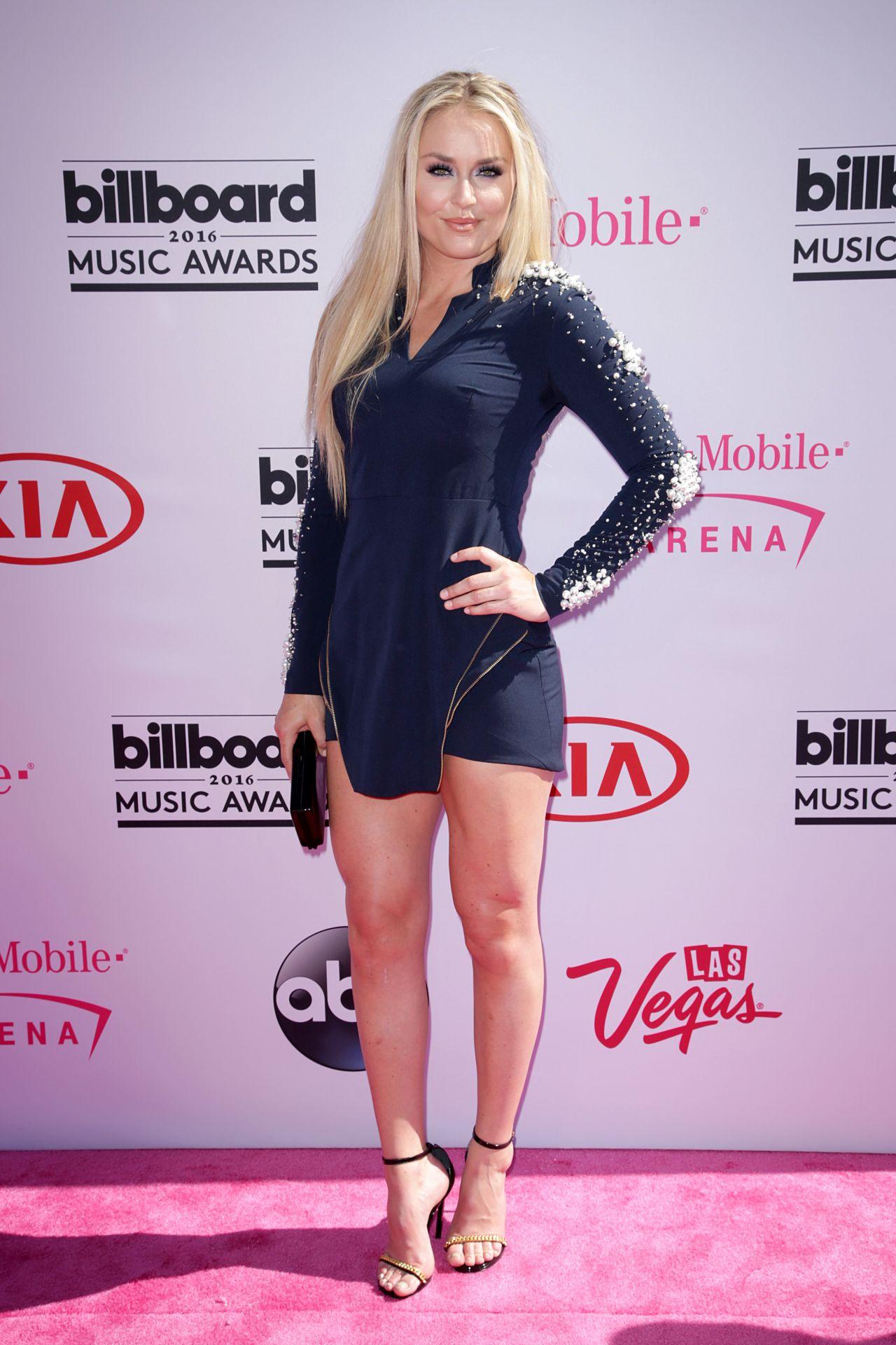 Lindsey Vonn 2016 Billboard Music Awards In Las Vegas NV