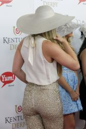 Lindsey Vonn - 2016 Kentucky Derby at Churchill Downs in Louisville