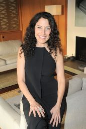 Lisa Edelstein Celebrates Her Birthday - Silverlake, May 2016