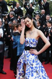 Liu Wen – 'The Unknown Girl (La Fille Inconnue)' Premiere at 69th Cannes Film Festival 5/18/2016