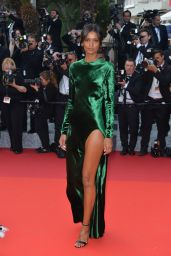 Liya Kebede – 'The Unknown Girl (La Fille Inconnue)' Premiere at 69th Cannes Film Festival 5/18/2016