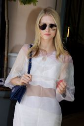 Lottie Moss at The Majestic Hotel in Cannes, May 2016