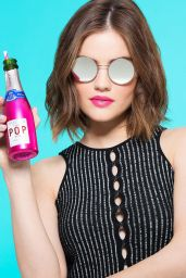 Lucy Hale - Photoshoot for Cosmopolitan May 2016