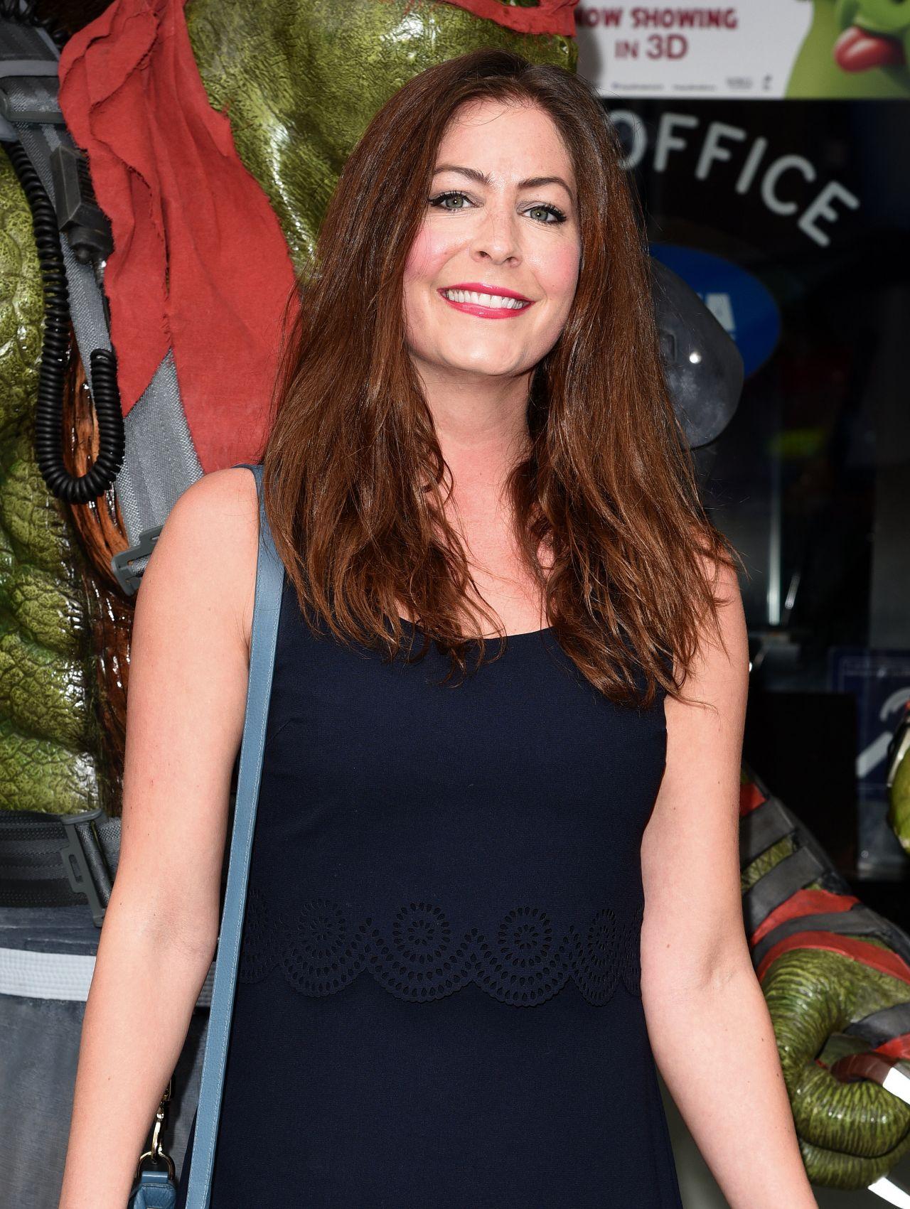 Lucy Horobin Teenage Mutant Ninja Turtles Vip Screening