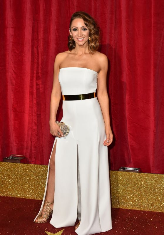 Lucy Jo Hudson – British Soap Awards 2016 in London, UK