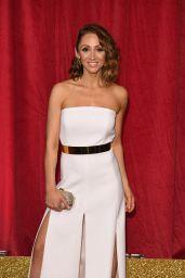 Lucy Jo Hudson – British Soap Awards 2016 in London, UK