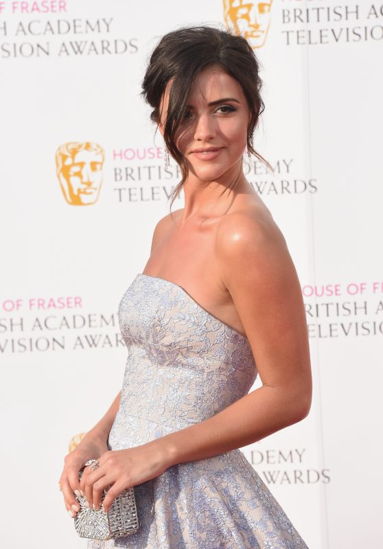 Lucy Mecklenburgh - British Academy Television Awards 2016