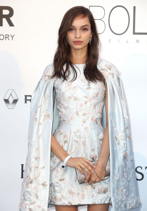Luma Grothe – amfAR's Cinema Against AIDS Gala in Cap d'Antibes, France, 5/19/2016