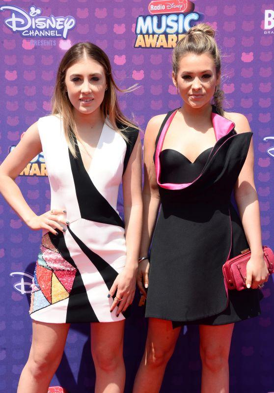 Maddie & Tae – 2016 Radio Disney Music Awards at Microsoft Theater in Hollywood