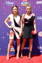 Maddie & Tae – 2016 Radio Disney Music Awards at Microsoft Theater in Hollywood
