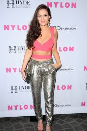 Madison Pettis – NYLON Young Hollywood Party Presented By BCBGeneration 5/12/2016