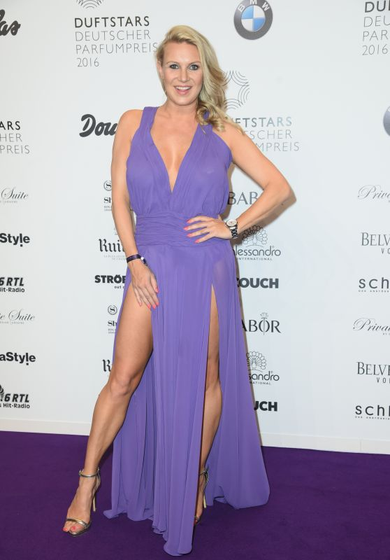 Magdalena Brzeska - Duftstars Awards 2016 in Berlin