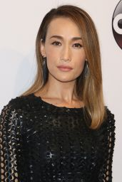Maggie Q – ABC Network 2016 Upfront Presentation in New York City