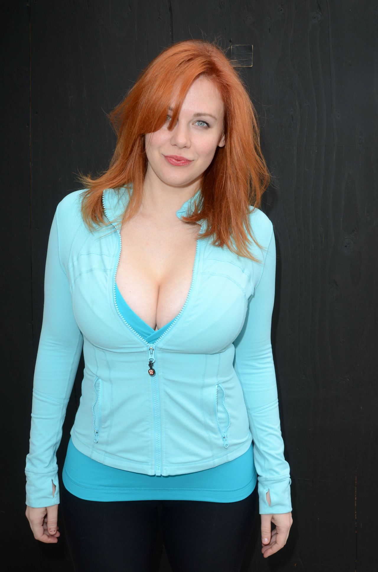 Maitland Ward Gets Her Hair Done Beverly Hills