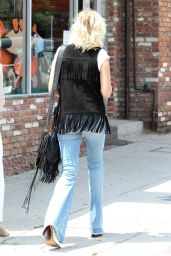 Malin Akerman Casual Style - Out in Los Angeles 5/24/2016
