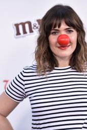 Mandy Moore – NBC's Red Nose Day Special in Los Angeles 5/26/2016