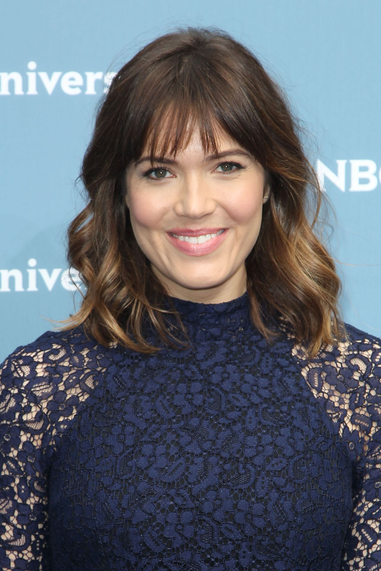 Mandy Moore Nbcuniversal Upfront Presentation In New