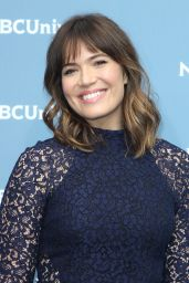 Mandy Moore - NBCUniversal Upfront Presentation in New York City 5/16/2016
