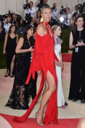 Maria Sharapova – Met Costume Institute Gala 2016 in New York