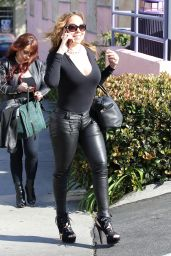 Mariah Carey Urban Outfit - Beverly Hills 5/25/2016