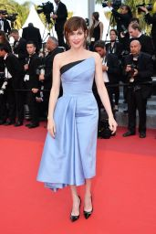 Marie-Josee Croze – 'The Unknown Girl (La Fille Inconnue)' Premiere at 69th Cannes Film Festival 5/18/2016