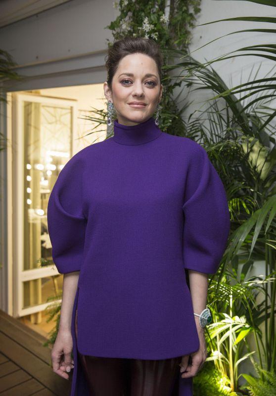 Marion Cotillard - Chopard Gent
