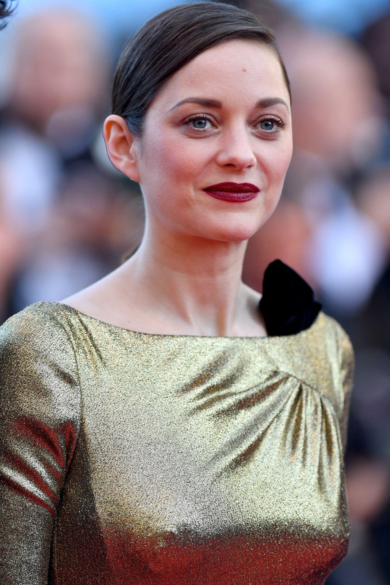 Marion Cotillard 'Mal De Pierres' Premiere at 69th Cannes ... Marion Cotillard
