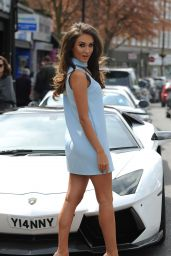 Megan McKenna – Strawberry Glow Salon Opening, April 2016