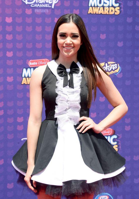Megan Nicole – 2016 Radio Disney Music Awards at Microsoft Theater in Hollywood