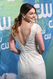 Melissa Benoist - The CW Upfronts Presentation 2016 in New York City