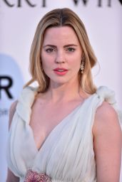 Melissa George – amfAR's Cinema Against AIDS Gala in Cap d'Antibes, France, 5/19/2016
