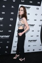 Michelle Dockery - 2016 Turner Upfronts, Nick and Stef