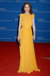 Michelle Dockery – White House Correspondents' Dinner in Washington DC 4/30/2016