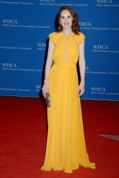 Michelle Dockery – White House Correspondents' Dinner in Washington DC 4/30/2016