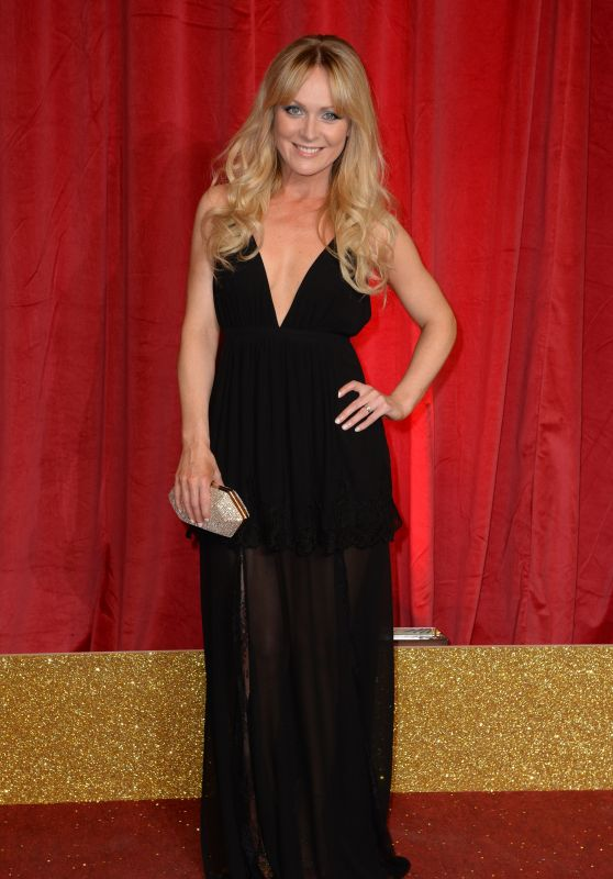 Michelle Hardwick – British Soap Awards 2016 in London, UK