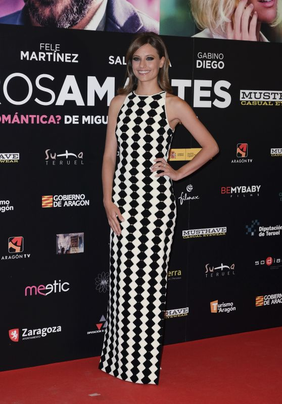 Michelle Jenner – 'Our Lovers' (Nuestros Amantes) Premiere in Madrid 5/30/2016