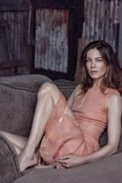 Michelle Monaghan - Photoshoot for NO TOFU Magazine May 2016