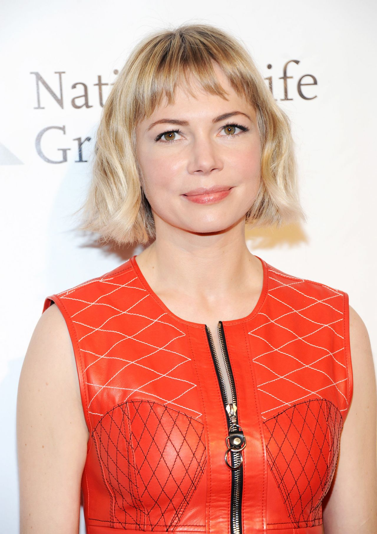 Michelle Williams Drama League Awards 2016 In Nyc