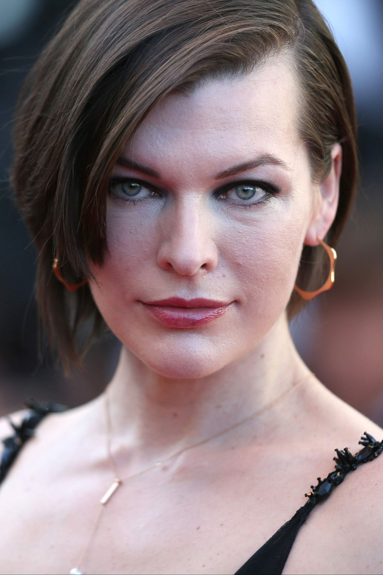 Milla Jovovich - 'The Last Face' Premeire at 69 Cannes ... милла йовович