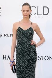 Mina Cvetkovic – amfAR's Cinema Against AIDS Gala in Cap d'Antibes, France, 5/19/2016