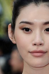 Ming Xi – 'The Unknown Girl (La Fille Inconnue)' Premiere at 69th Cannes Film Festival 5/18/2016