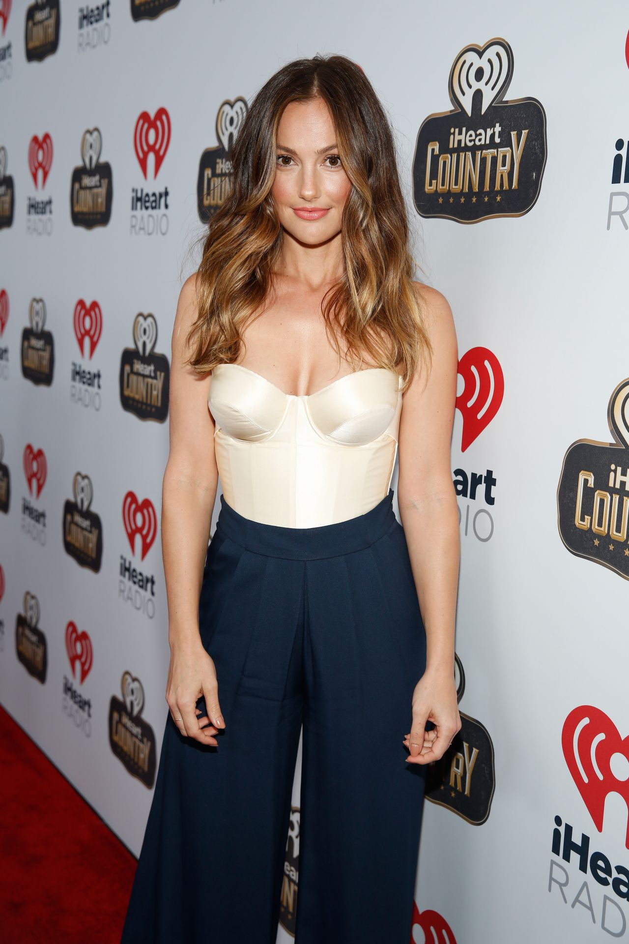 Minka Kelly 2016 Iheartcountry Festival In Austin Tx