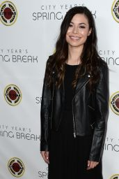 Miranda Cosgrove - City Year Los Angeles