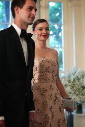 Miranda Kerr - President Obama Hosts Nordic Leaders For State Dinner in Washington D.C. 5/13/2016